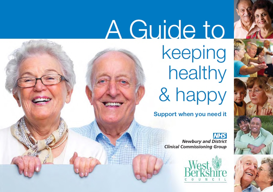 Guide to Keeping Healthy and Happy Cover Image