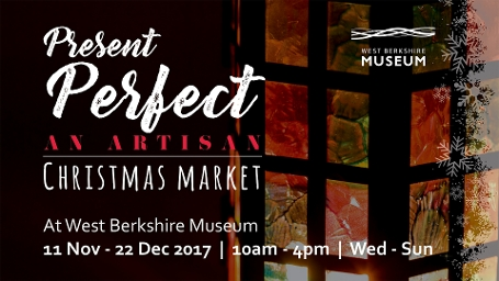 2017 Present Perfect Artisan Market at West Berkshire Museum