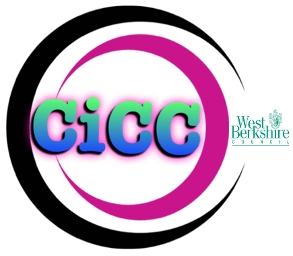 A logo for the Children in Care Council (CICC).
