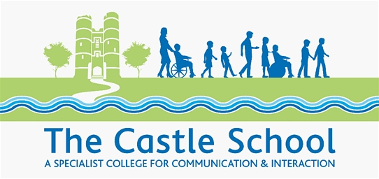 Logo for The Castle School