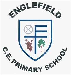 Logo for Englefield Church of England Primary School