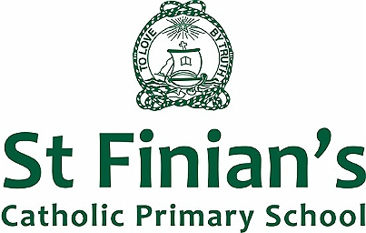 Logo for St Finians Catholic Primary School