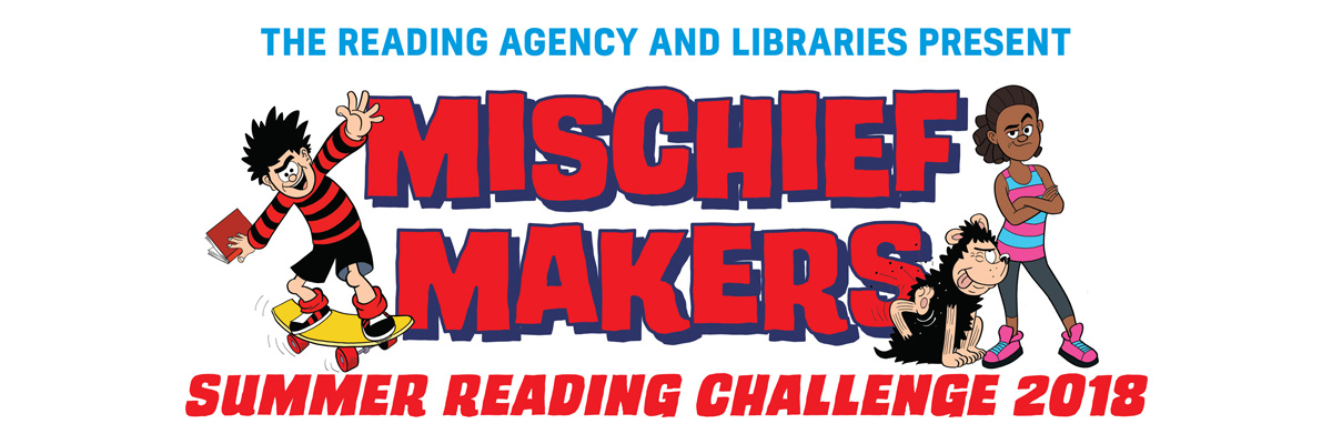 Go to Summer Reading Challenge