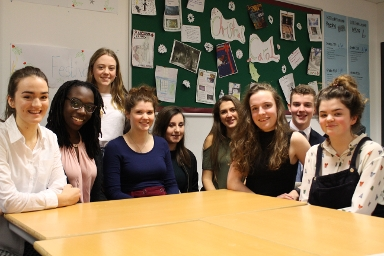 Image of 6th Form Mental Health Leaders