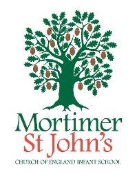 Logo for Mortimer St Johns Church of England School
