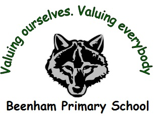 Logo for Beenham Primary School