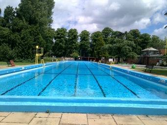 West berkshire council news and community information - Outdoor swimming pools north west ...