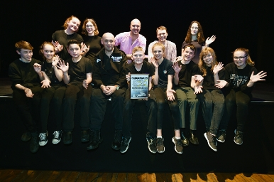 Picture of Winners of Prevent Radicalisation School Drama Competition