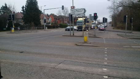 An image of Hambridge Road in Thatcham