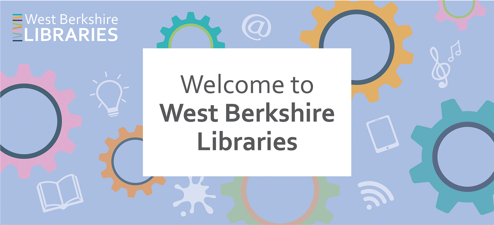 Go to Welcome to West Berkshire Libraries