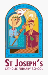 Logo for St Josephs Catholic Primary School
