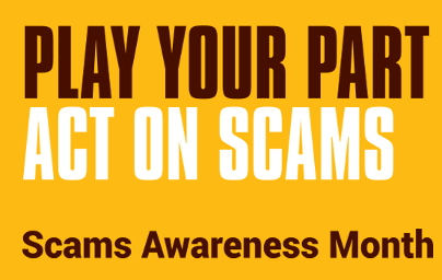 Scams Awareness Month July 2017 (3)