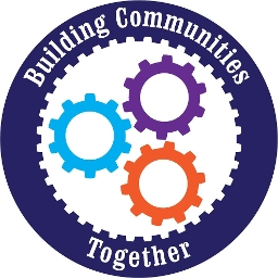 Building Communities Together Logo - 2017