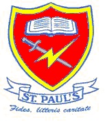 Logo for St Pauls Catholic Primary School