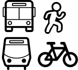 Transport options logo