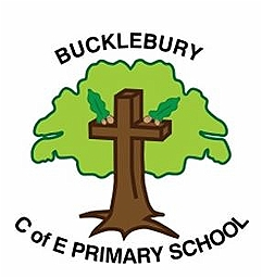 Logo for Bucklebury Church of England Primary School