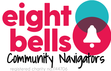 2020 - Eight Bells Community Navigators logo