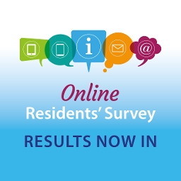 Residents Survey the results are in