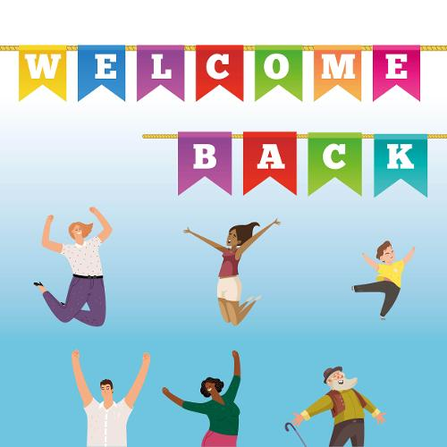 Welcome Back Business Grant image