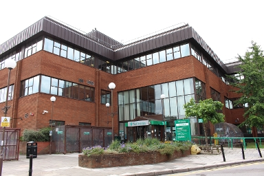 Image of the Market Street Council Offices