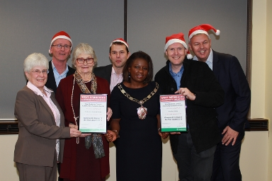 Community Champion Awards 2018 - Community Group of the Year Joint Winners