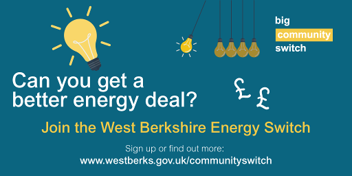 West Berkshire Energy Switching Scheme