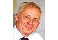 A portrait image of Nick Carter, the Chief Executive of West Berkshire Council.