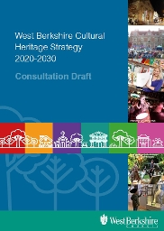 cultural and heritage strategy consultation