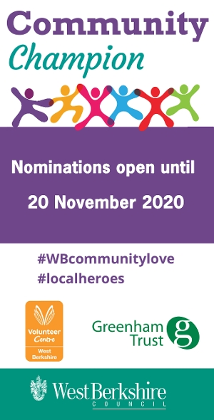 2020 - Community Champion Awards