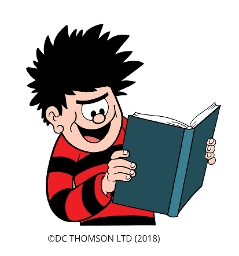 Mischief Makers - Dennis the Menace Image for Summer Reading Challenge