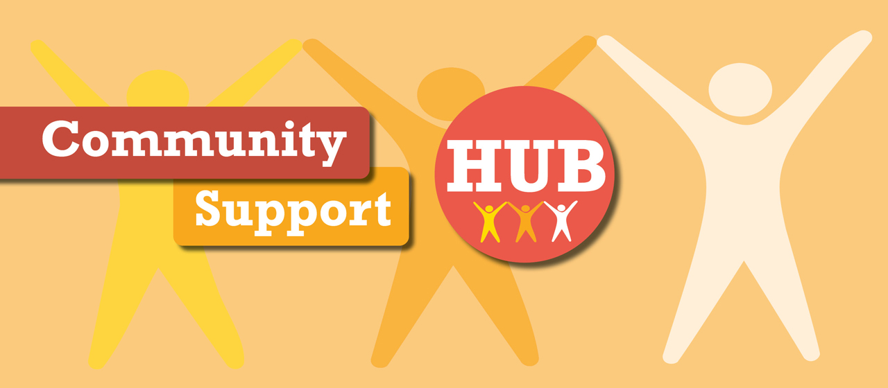 Go to Welcome to the Community Support Hub