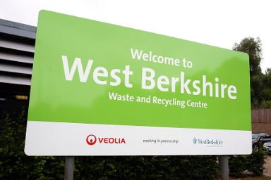 2019 - Padworth Recycling Centre