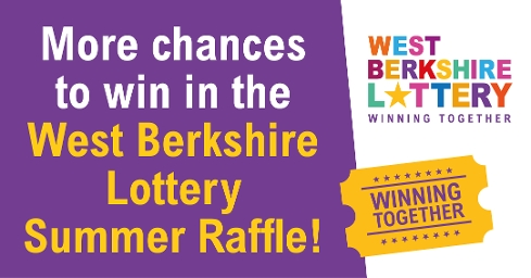 West Berkshire Summer Raffle 2019