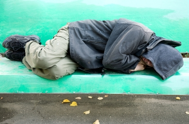 Homeless and Rough Sleeping