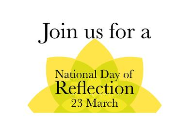 2021 - National Day of Reflection