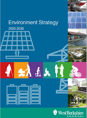 Environment Strategy 2020-2030 cover
