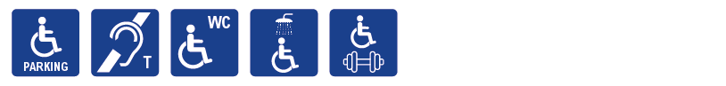 Cotswold Accessibility Icons