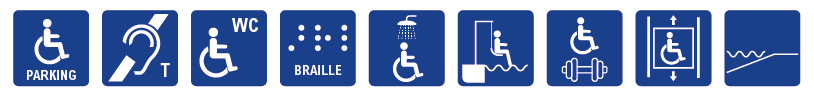 Kennet Accessibility Icons