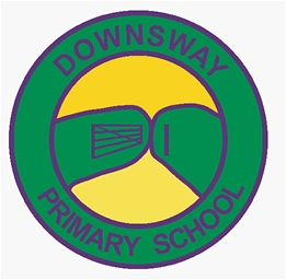 Logo for Downsway Primary School