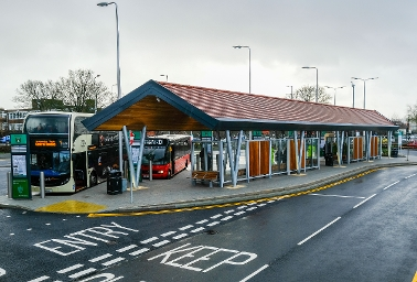 2018 - new Newbury Bus Station
