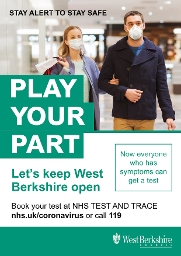 Play your part local covid19 outbreak plan