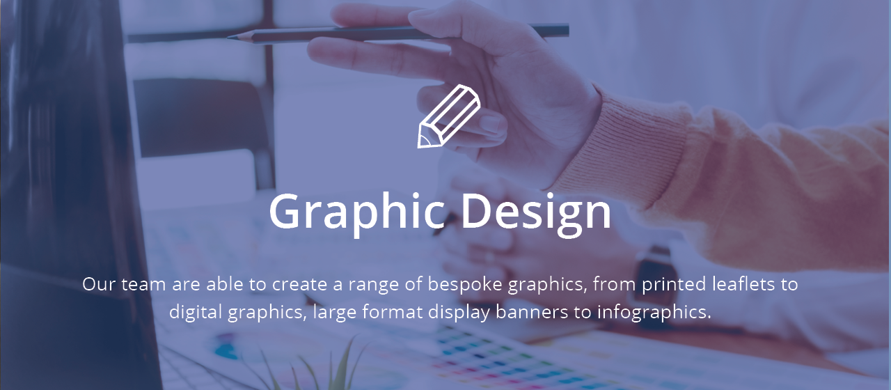 Go to See how we can help you with graphic design