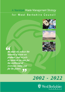 Waste Strategy Cover Page