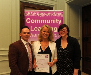 Benchmark - Most Committed Organisation to Learning Award