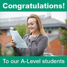 2018 Congratulations to A-Level Students image