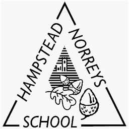 Logo for Hampstead Norreys Church of England Primary School