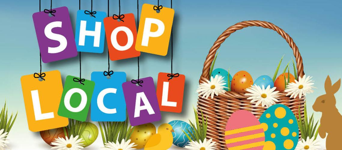 shop Local for Easter