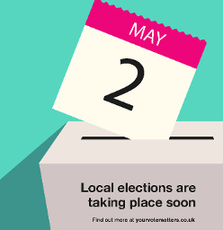 2019 - Local Elections graphic