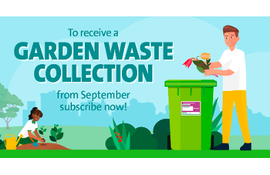 Garden Waste Collection - Advert