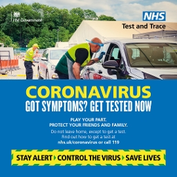 West Berkshire Council New Coronavirus Regional Testing Site In Newbury Information